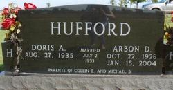 Arbon Dwain Hufford