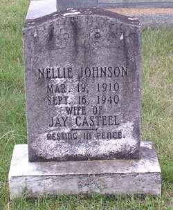 Nellie <i>Johnson</i> Casteel