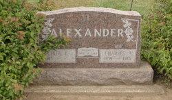 Charles Robert Alexander