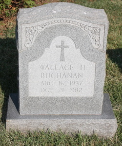 Wallace H Buchanan