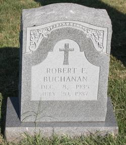 Robert E Buchanan