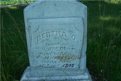 Bertha O Olson