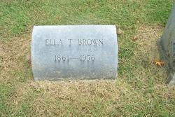Ella Depew <i>Tuck</i> Brown