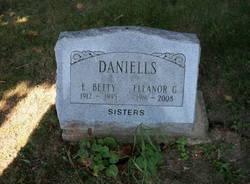 Estella Elizabeth Daniells