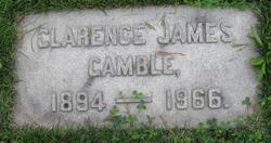Clarence James Gamble