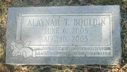 Alaynah T. Bouldin