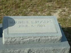 Maurine L. Rogers