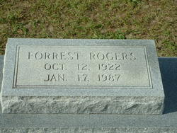 Forrest Rogers