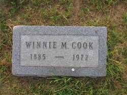 Winnie M Cook