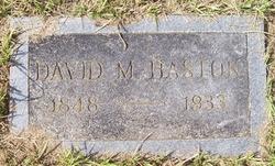 David M. Haston