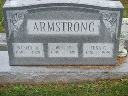 Westley Armstrong, Jr