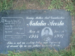 Natalia Acosta