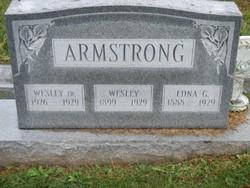 Edna G. Armstrong
