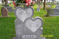 Nancy J Allen