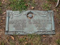 Marcus C Babcock