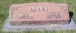 Lena <i>Beckner</i> Adams