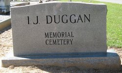 I. J. Duggan Memorial Cemetery