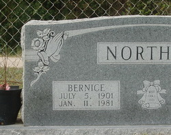 Bernice <i>Shepperd</i> Northen