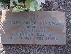 Corp James Price DeVaney