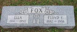 Ella <i>Harmon</i> Fox