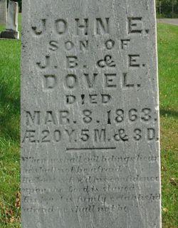 John E. Dovel