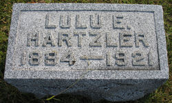 Lula Eldora <i>Yarian</i> Hartzler