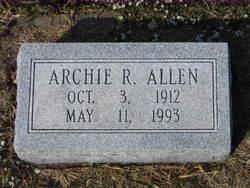 Archie Roy Allen