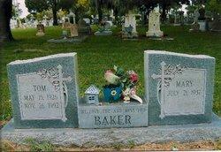 Thomas Earl Tom Baker