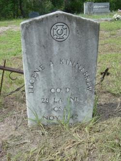 Eugene A Kinnebrew