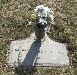 Louise Virginia <i>Page</i> Burke