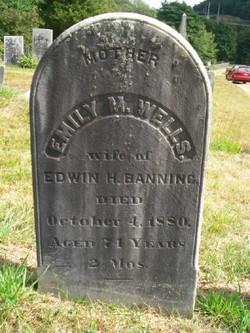 Emily M. <i>Wells</i> Banning