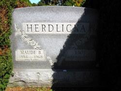 Madge Maude <i>Bevington</i> Herdlicka