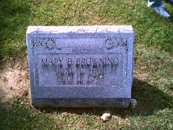 Mary Bell <i>Burch</i> Browning