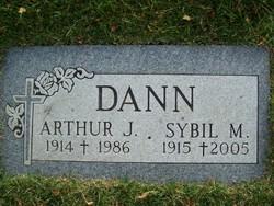 Arthur J Dann