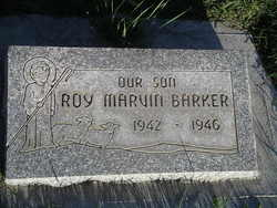 Roy Marvin Barker