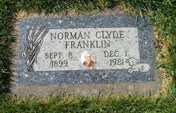Norman Clyde Franklin