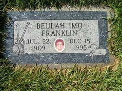 Beulah Imo <i>Rice</i> Franklin