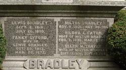 Fanny <i>Lyford</i> Bradley