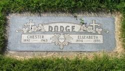 Elizabeth Lizie <i>Steiner</i> Dodge