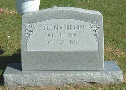 Cecil Blankenship