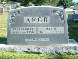 Cora <i>Parnell</i> Argo