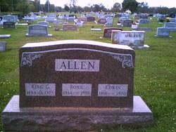 Roxie <i>Reed</i> Allen