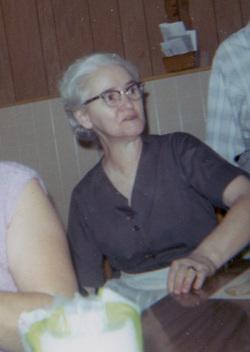 Ruth Ellen <i>Burkey</i> Smithgall