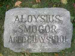 Aloysius F. Smogor