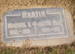 Agnes Mae <i>Julka</i> Martin