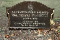 Col Thomas Blackburn