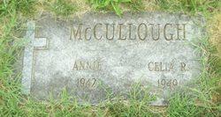 Celia R McCullough