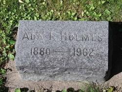 Ada F. Holmes