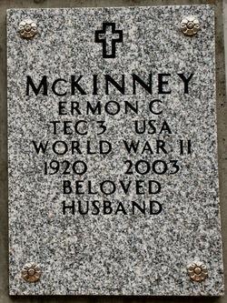 Ermon C McKinney