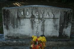 Lula <i>Hodges</i> Coleman
